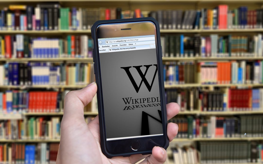 Como criar uma pagina na wikipedia
